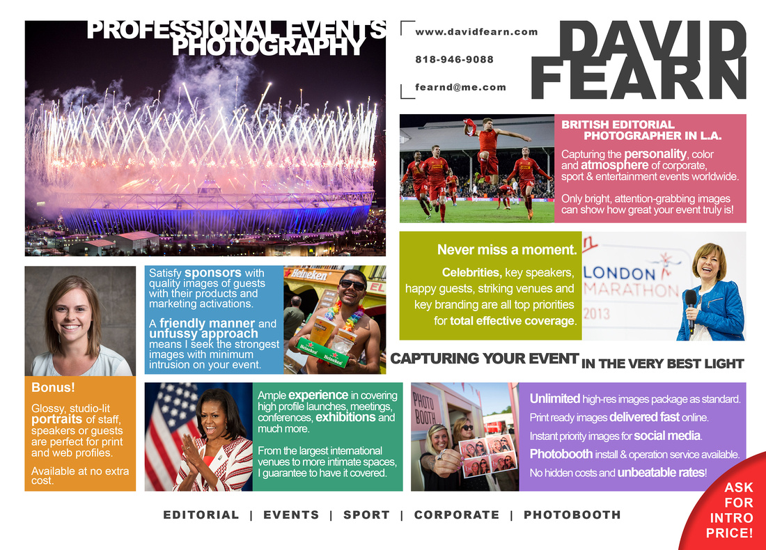 event photography services special offer