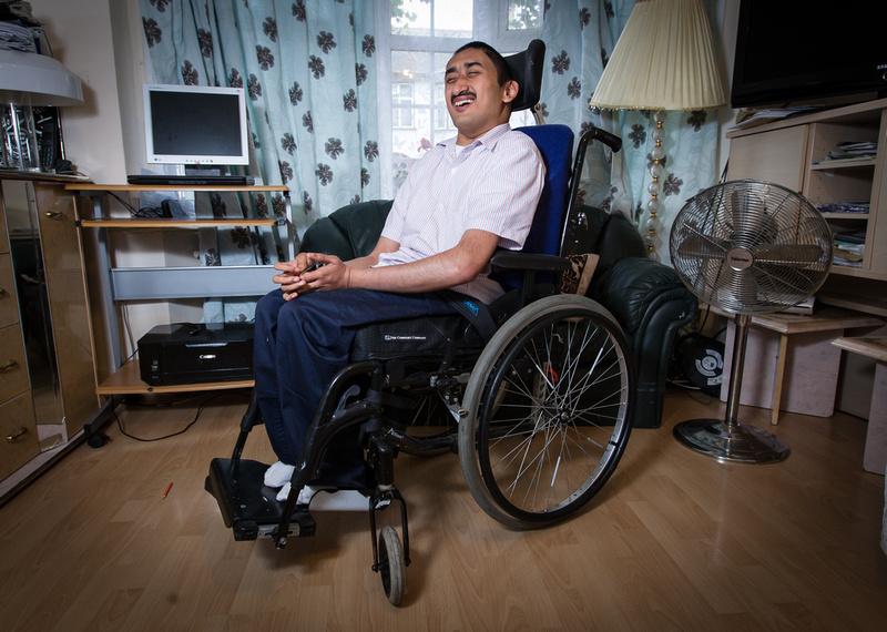 2013 Newham LBN East Ham Qaim Burkhara disability 19 Aug