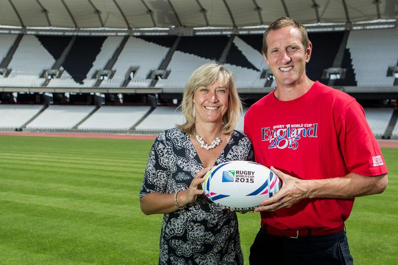 2013 LBN Rugby World Cup 2015 RWC Olympic Stadium 07 Aug