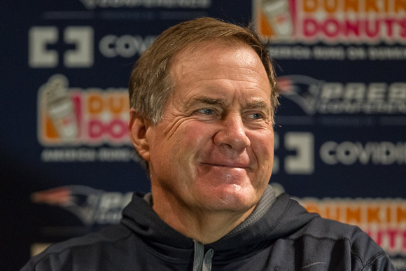 2012 London New England Patriots press conference at Grosvenor Hotel 26 Oct