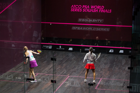 2013 ATCO PSA World Series Squash Finals Jan 6th