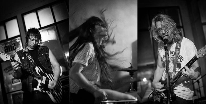 2014 Manatees rock band Los Angeles 20 Oct